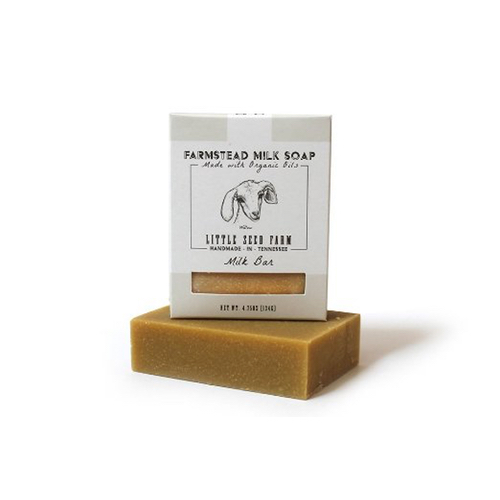 Organic Goat's Milk Soap Bar