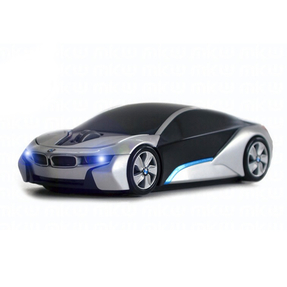BMW i8 Concept Wireless Mouse (Silver)