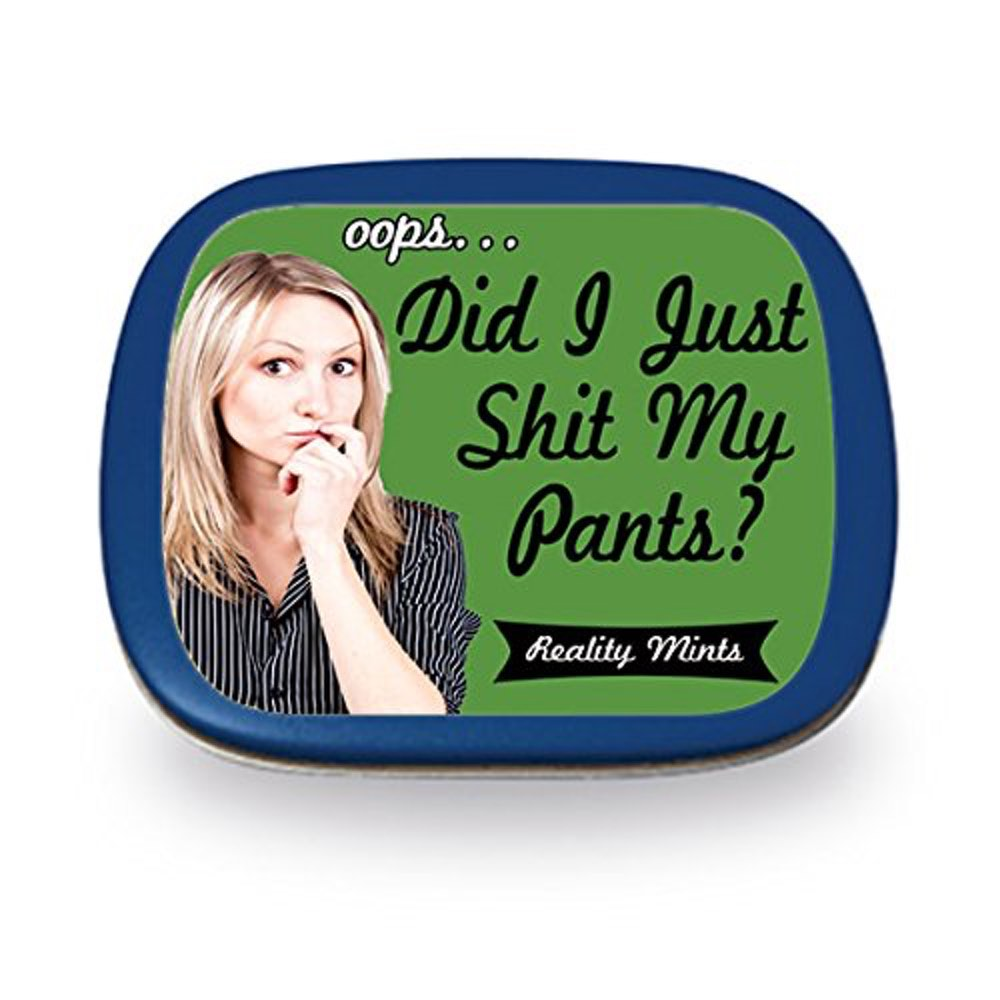 Oops Did I Just Shit My Pants Mints