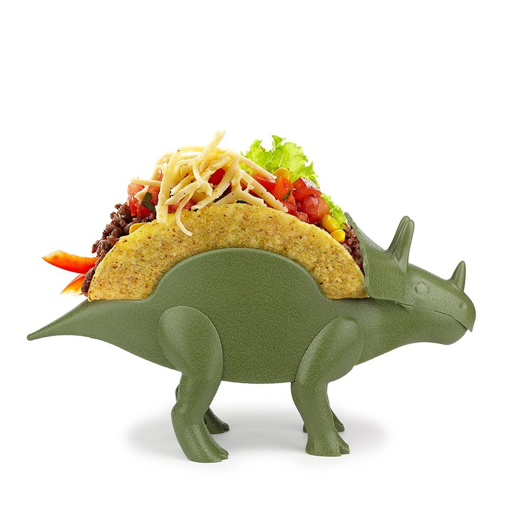 Prehistoric Taco Stand
