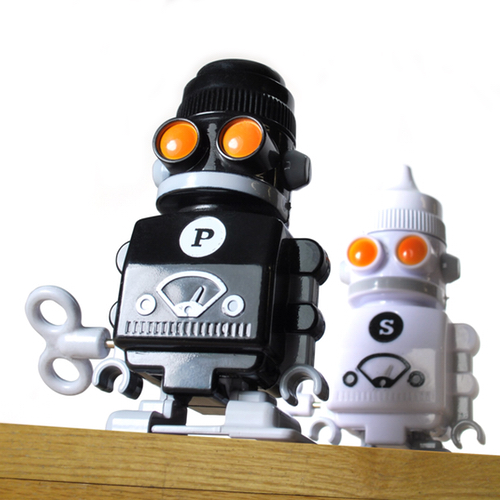 Salt & Pepper 'Bots