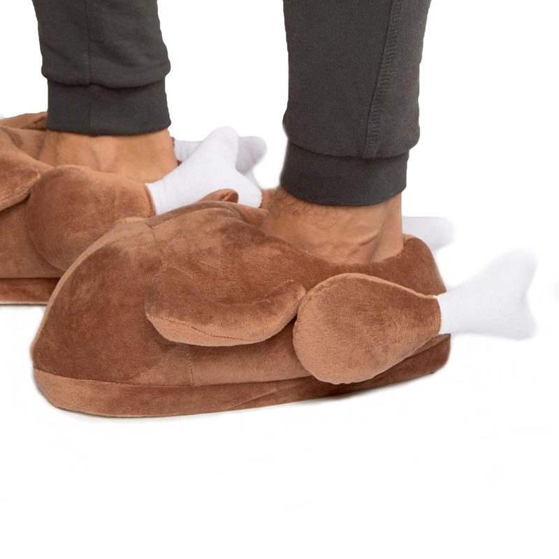 Turkey Novelty Slippers