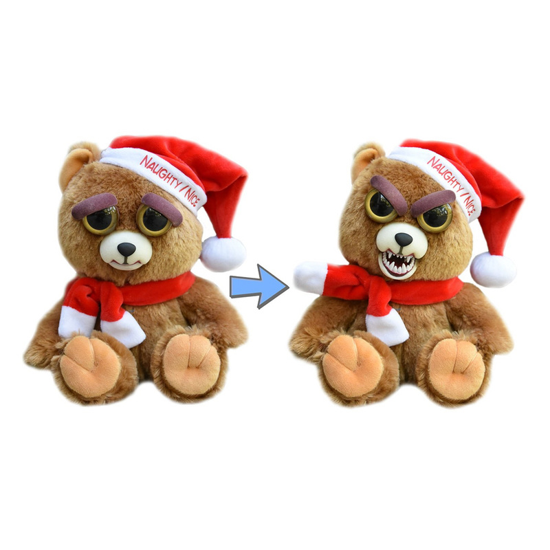 William Mark Feisty Santa Bear